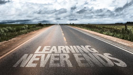Educação: não acaba quando termina