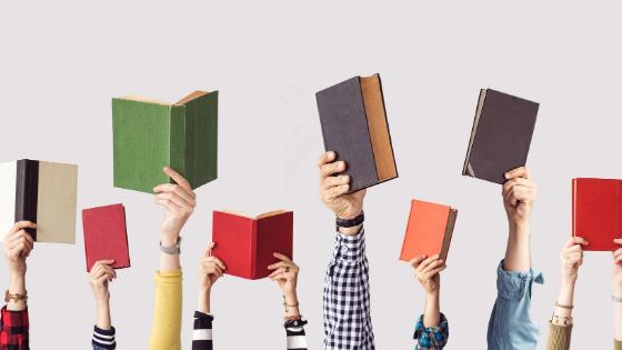 Dê um livro de presente e cultive o hábito da leitura